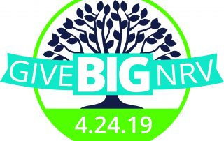 GiveBigNRV logo for April 24, 2019