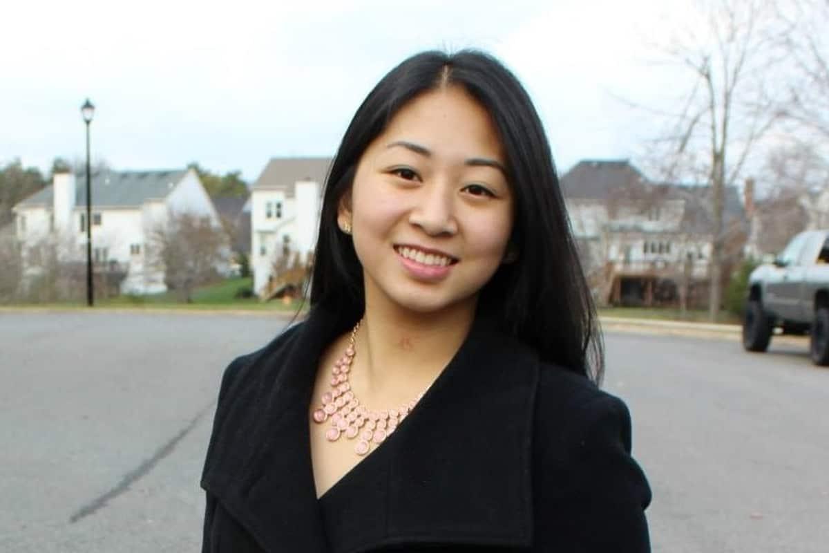 Jessica Sun 2016 Scholarship Recipient