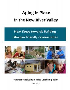 Aging in Place Action Plan