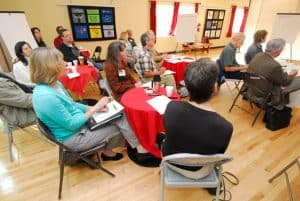 Third Thursday, providing leadership training for non profit professionals